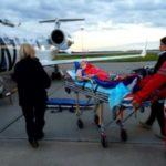 Медицинское сопровождение в самолете из Санкт-Петербурга в Москву