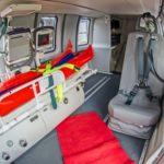 Перевозка самолетом нейрохирургических больных