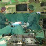 Лапароскопические операции в клинике Саксенхаузен.